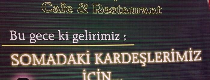 Mançiz restoran is one of İzmir.