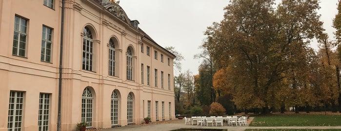 Ausstellung Schloss Schönhausen is one of Schlösser in Brandenburg.