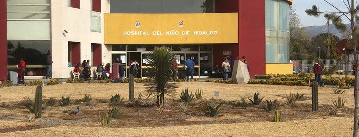 Hospital del Niño DIF is one of Locais curtidos por Yeme.