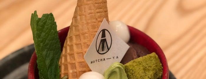 Matcha-Ya is one of sydney.
