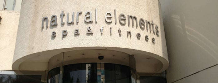 Natural Elements Spa & Fitness is one of Lugares favoritos de Charmaine.