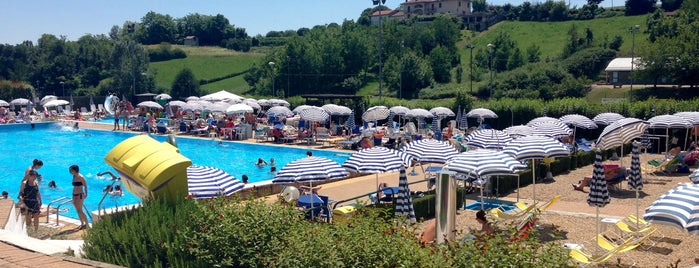 Piscine Le Vallette is one of Piemonte my love.
