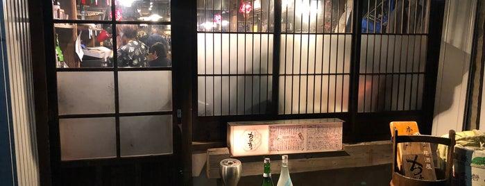 居酒屋ちょーちょ is one of Japan.