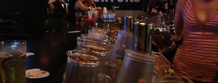 Burton's Bar is one of Best Bars in Orlando to watch NFL SUNDAY TICKET™.