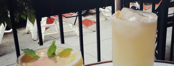 Hotel Delmano is one of NYC Summer Guide: Day Drinking.