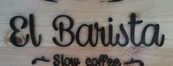 El Barista is one of Colombia.