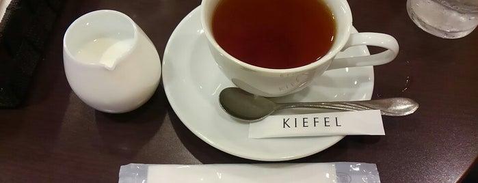 KIEFEL is one of Osaka Eats/Drinks/Shopping/Stays.