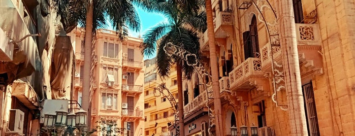 Kairo is one of Orte, die Bego gefallen.