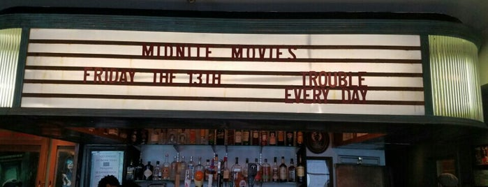 Nitehawk Cinema is one of New York City's Best Piña Coladas.