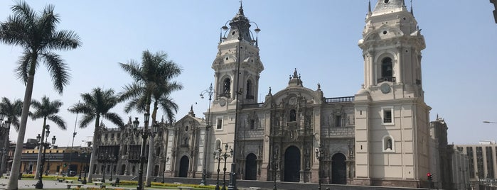 Museo Catedral de Lima is one of Aptraveler : понравившиеся места.