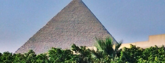 Pyramid View is one of Posti salvati di josh.