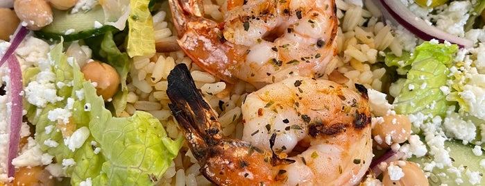 The Great Greek Mediterranean Grill is one of Florida.