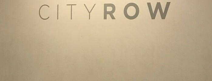 CityRow is one of Adityaさんのお気に入りスポット.