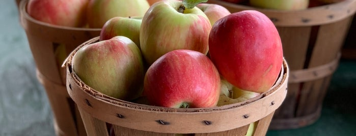 Apple Ridge Orchards is one of Pick Your Own NYC.