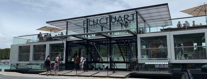 Fluctuart - Centre d'Art Urbain is one of Oui Oui Paris.