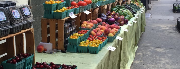 DeLucia Farm Stand is one of Gems of the Upper East Side.