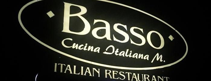 Basso is one of Tempat yang Disimpan G.