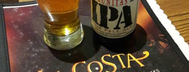 La Costa Restaurant is one of Locais curtidos por patty.