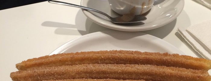 Churros del Centro is one of Lugares guardados de Aline.