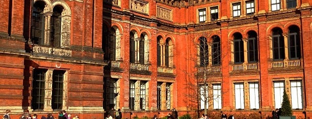 Victoria and Albert Museum (V&A) is one of London's Best Museums - 2013.