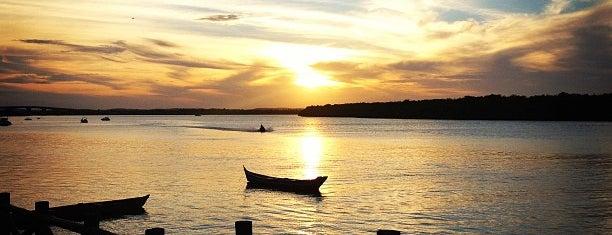 Orla Pôr do Sol is one of Locais curtidos por Mil e Uma Viagens.