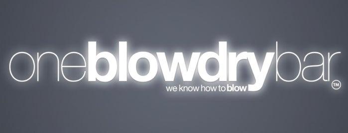 oneblowdrybar - Red Bank Blow Dry Bar is one of Tempat yang Disimpan oneblowdrybar.