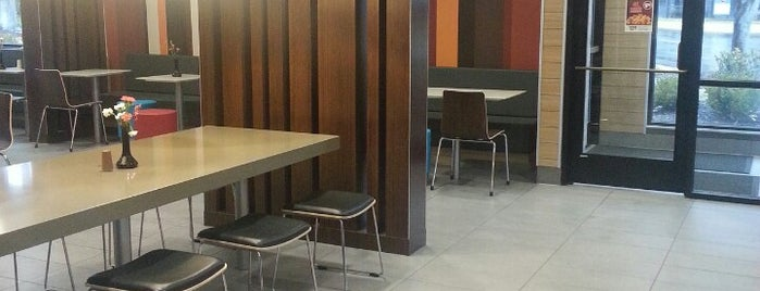 McDonald's is one of Matt'ın Beğendiği Mekanlar.