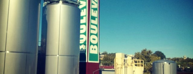 Boulevard Brewing Company is one of Lonely Planet's Must Hit List in #KC.