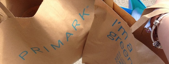Primark is one of Good places to go shopping.