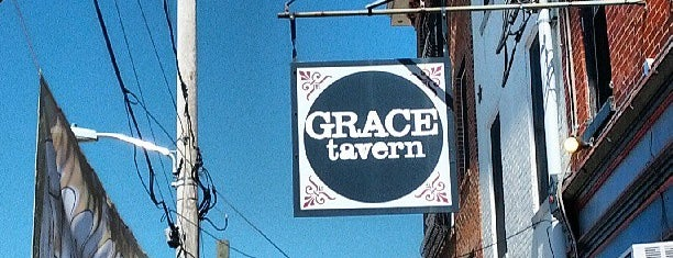 Grace Tavern is one of Foobooz 50 Best Bars in Philadelphia 2013.
