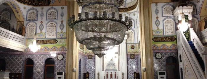 Çavuşbaşı Merkez Camii is one of Lugares favoritos de Barış.