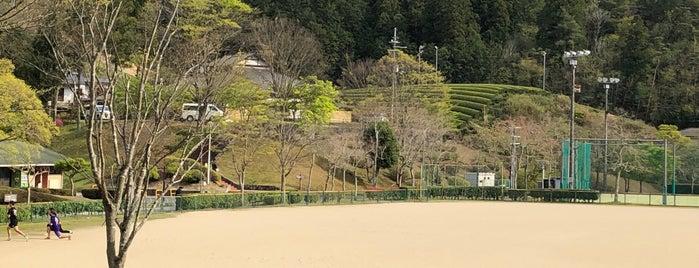 和束運動公園 is one of Kyoto.