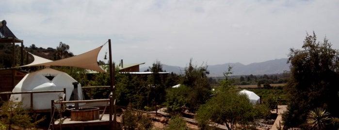 Colchagua Camp is one of Santa Cruz.