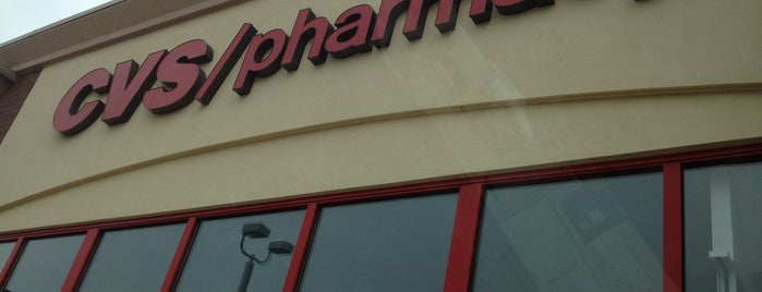 CVS pharmacy is one of Posti salvati di Nancy.