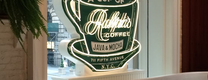 Ralph's Coffee Shop is one of Tempat yang Disimpan Emily.