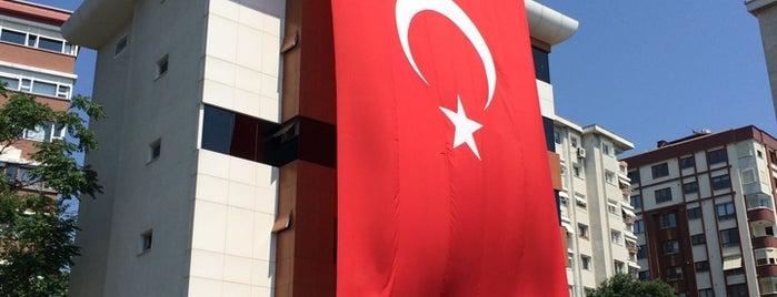 Etstur Genel Müdürlüğü is one of Gezimetre : понравившиеся места.
