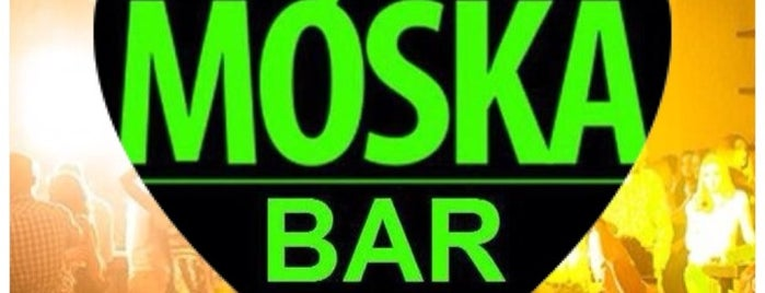 Moska Bar is one of Capitalsstar🔥🔥🔥さんの保存済みスポット.