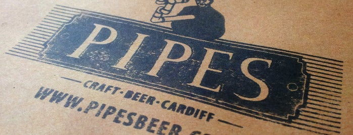 Pipes Beer is one of Lieux qui ont plu à Carl.