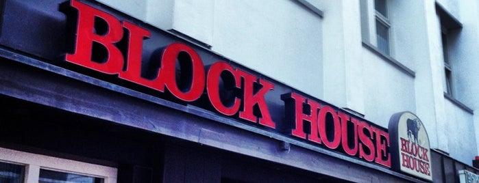 Block House is one of Tempat yang Disimpan EMRE.
