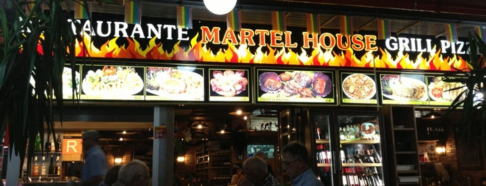 Restaurante Martel House is one of Gran Canaria.