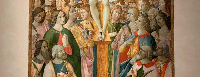 Museo Nazionale Di San Matteo is one of Lugares favoritos de Gabriel.
