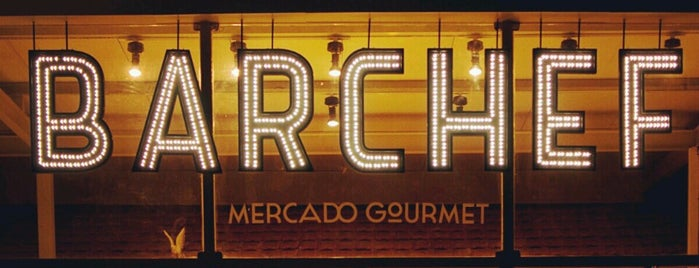 Barchef Mercado Gourmet is one of to go..