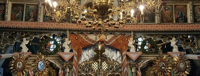 Церква Різдва Пресвятої Богородиці (Нижній Вербіж) is one of UNESCO World Heritage Sites in Eastern Europe.