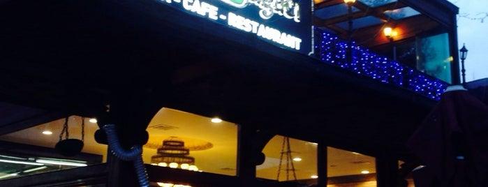 İncir Ağacı Cafe & Restaurant is one of Lugares favoritos de Ferhat.