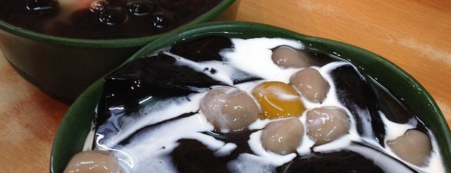Grass Jelly's Gelatin Dream Journey is one of F&Bs - Taipei & Vicinity, Taiwan.