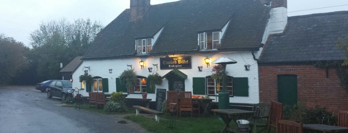 The Crooked Billet is one of The Dog's Bollocks' Oxford and Oxfordshire.