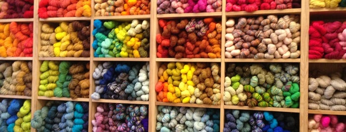 Purl Soho is one of NYC.