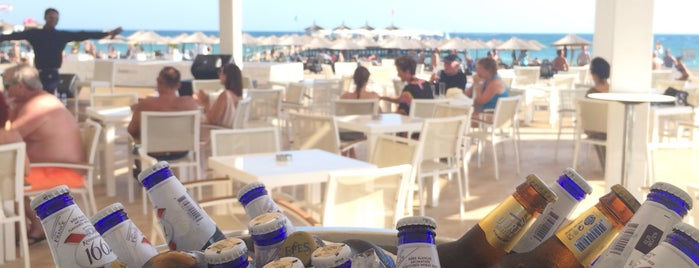 Baia Beach Club is one of Posti che sono piaciuti a Selim.
