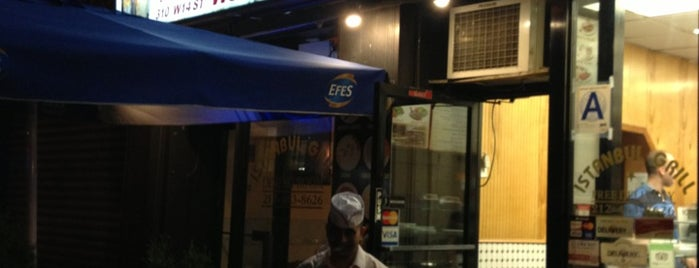 Istanbul Grill is one of Lugares favoritos de Erik.