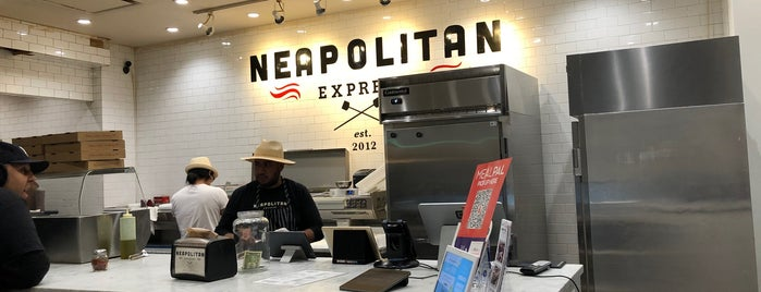 Neapolitan Express is one of Locais curtidos por Mauricio.